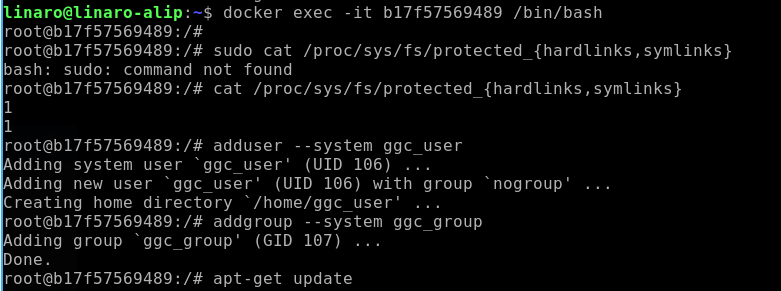 Enable sym/hard link protection