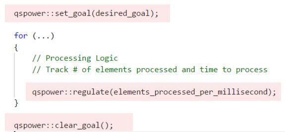 Dynamic Code Sample