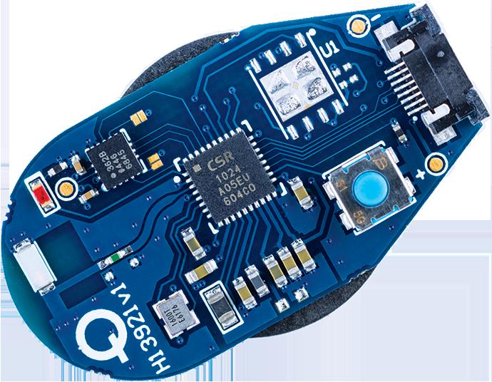 The CSR102x Bluetooth Node Development Kit