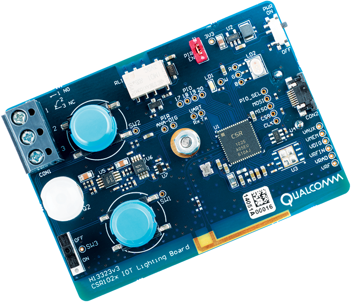 The CSR102x IoT Development Kit