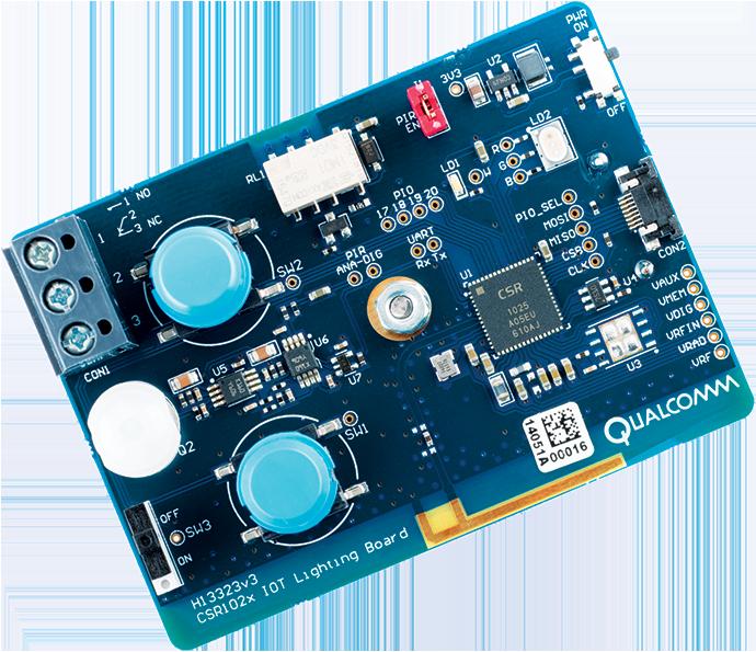 The CSR102x IoT Development Kit
