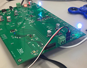Embedded Friend Project using the DragonBoard™ 410c with custom PCB
