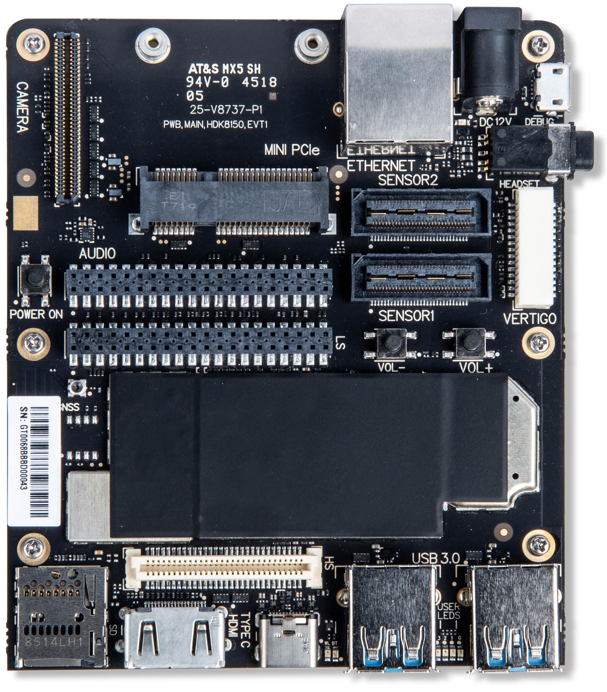 Snapdragon 855 mobile HDK