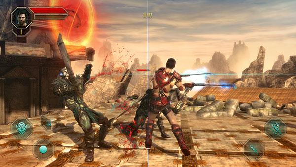 Vivid Games on Qualcomm® Snapdragon 805 Takes Unreal Engine Where