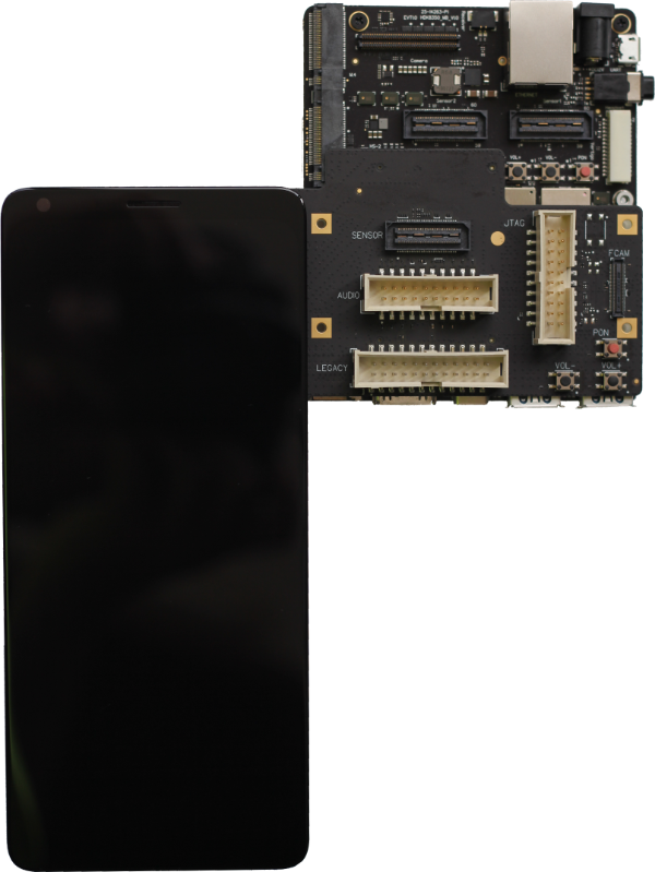 Snapdragon 888 mobile HDK