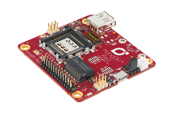 mangOH Red development board from Sierra Wireless