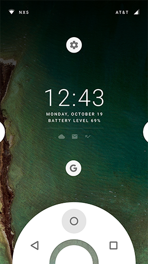 Paranoid Android open source operating system screenshots