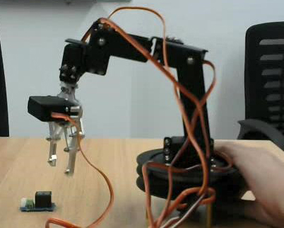 Robot Arm Project