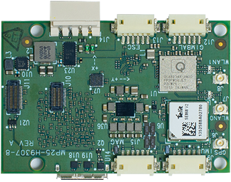 Snapdragon Flight board