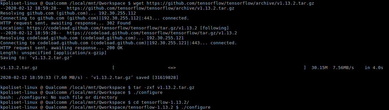 Download TensorFlow