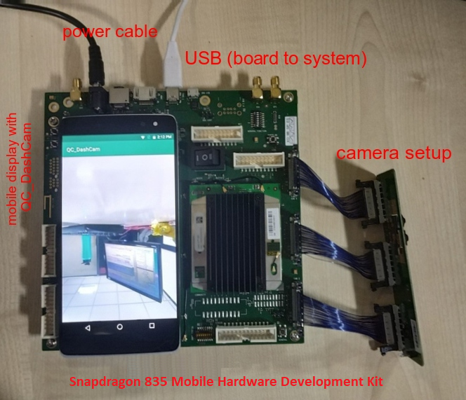 DashCam Android Application - Qualcomm Developer Network