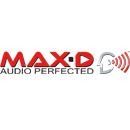 MAX-D Logo
