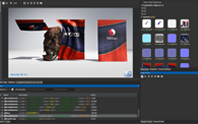 Snapdragon Profiler screenshot